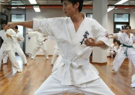 Dojowu at Simei: The First Training Session