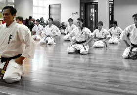 Karate Training Commands: Japanese to English
