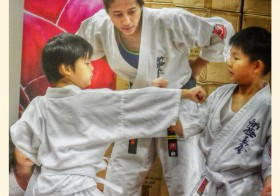 Karate Can Help Your Child Cope with Bullying