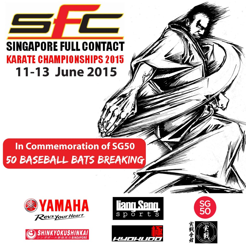 SFC 2015 Singapore Full Contact Karate Championships