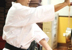Shihan Patrick Teo Combined Training at ITE CE