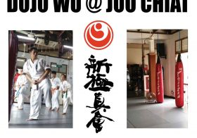 New Dojo @ Joo Chiat