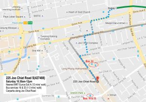 joo chiat dojo map