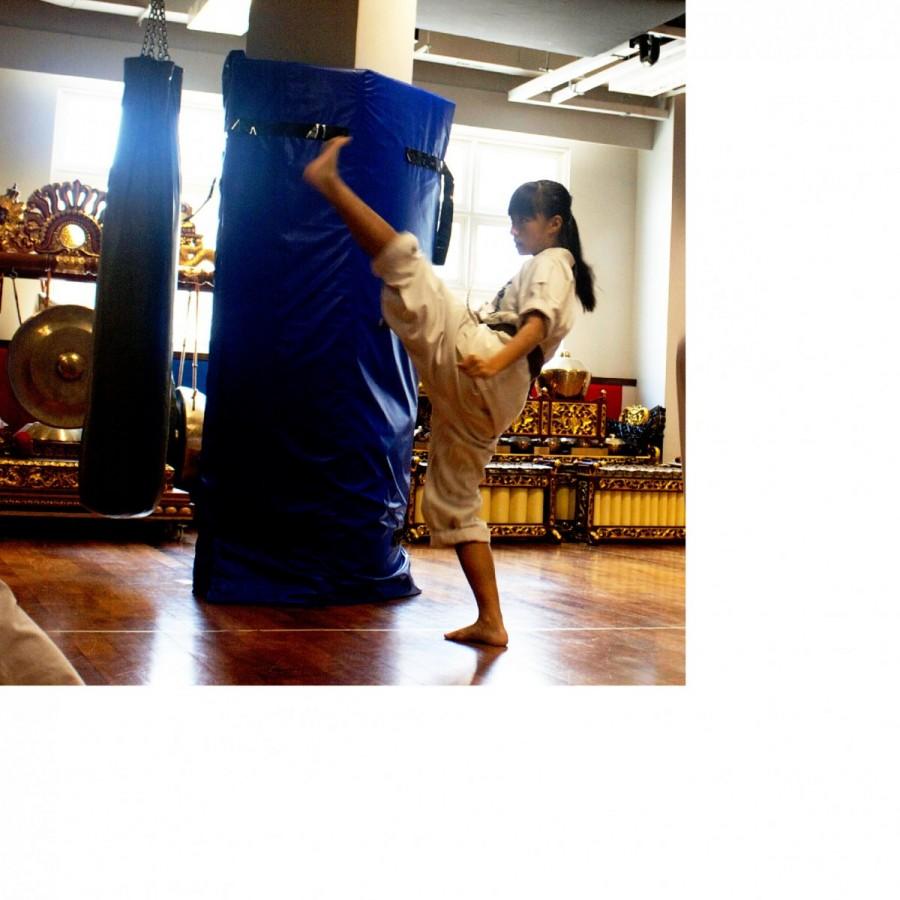 Kata: Sokugi Taikyoku for Orange Belts