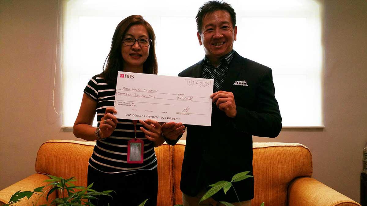 SFC 2015 Charity Beneficiary: Metta Welfare Association
