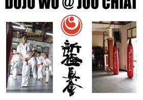 New Dojo @ Joo Chiat