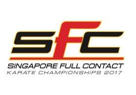 SFC 2017 Singapore Full Contact Karate Championship Tournament